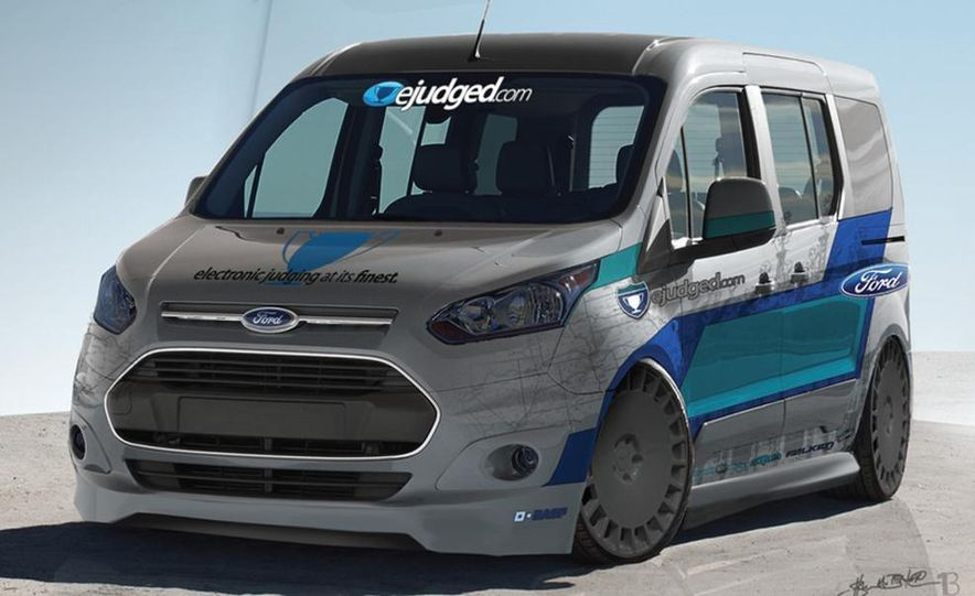 Ford Transit Connect by CGS Motorsports - Slide 4