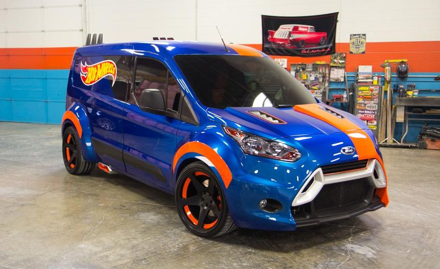Ford Transit Connect by CGS Motorsports - Slide 29