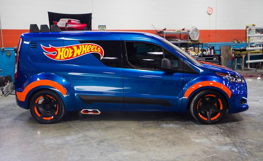 Ford Transit Connect by CGS Motorsports - Slide 30