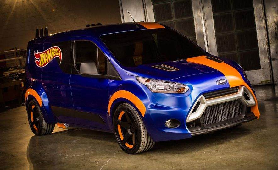 Ford Transit Connect by CGS Motorsports - Slide 31