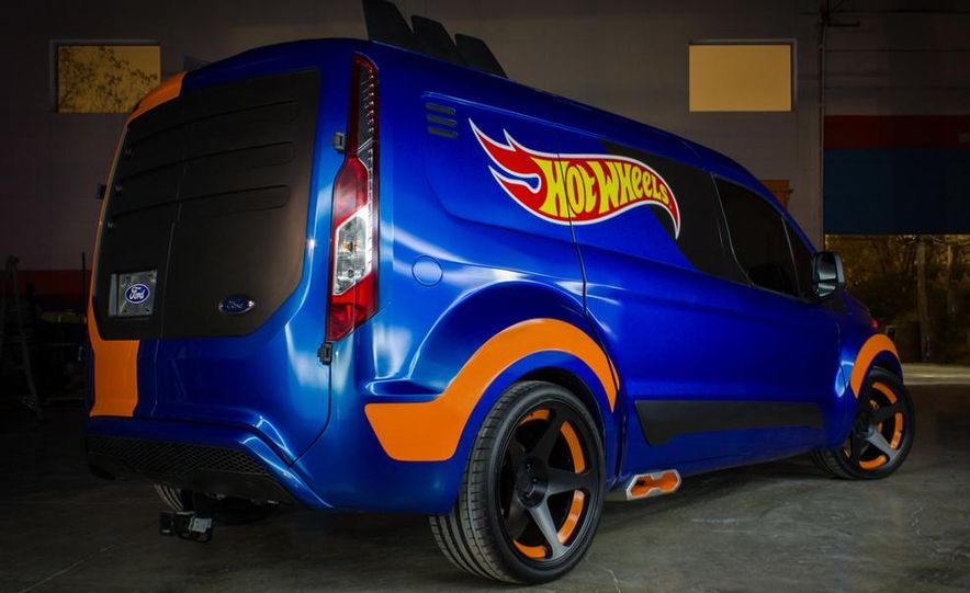 Ford Transit Connect by CGS Motorsports - Slide 33