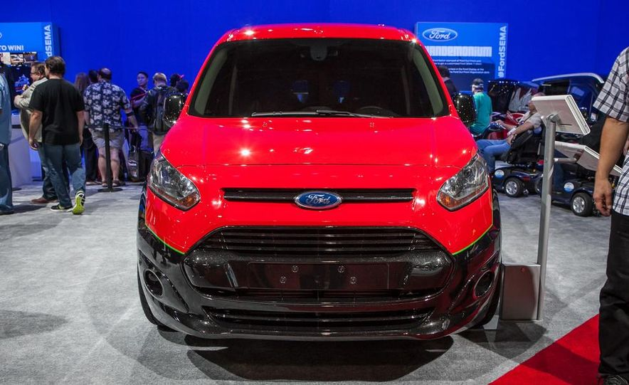Ford Transit Connect by CGS Motorsports - Slide 25
