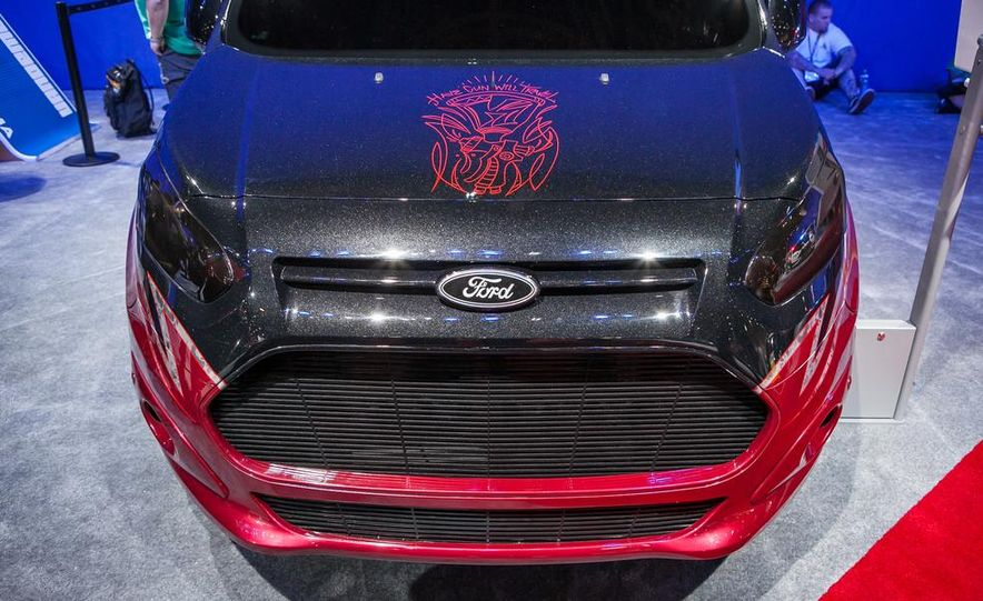 Ford Transit Connect by CGS Motorsports - Slide 5
