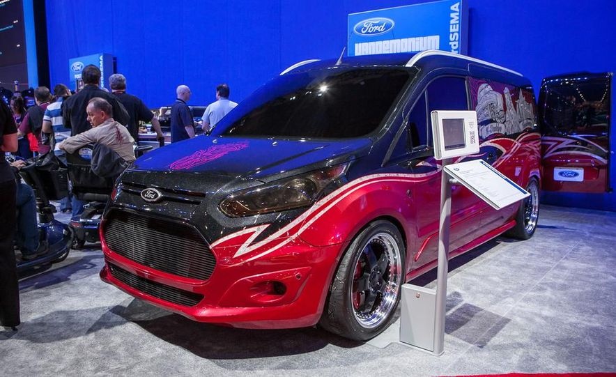 Ford Transit Connect by CGS Motorsports - Slide 6