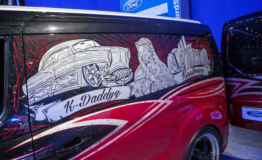 Ford Transit Connect by CGS Motorsports - Slide 7