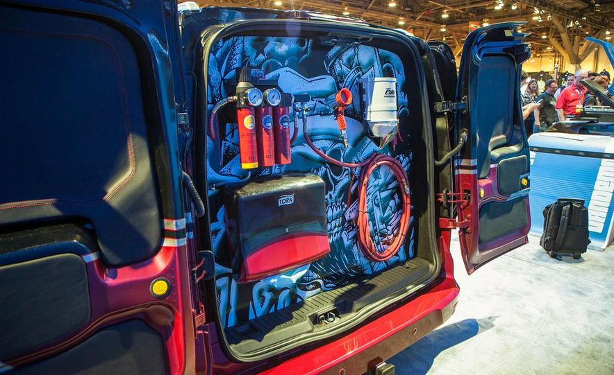 Ford Transit Connect by CGS Motorsports - Slide 8