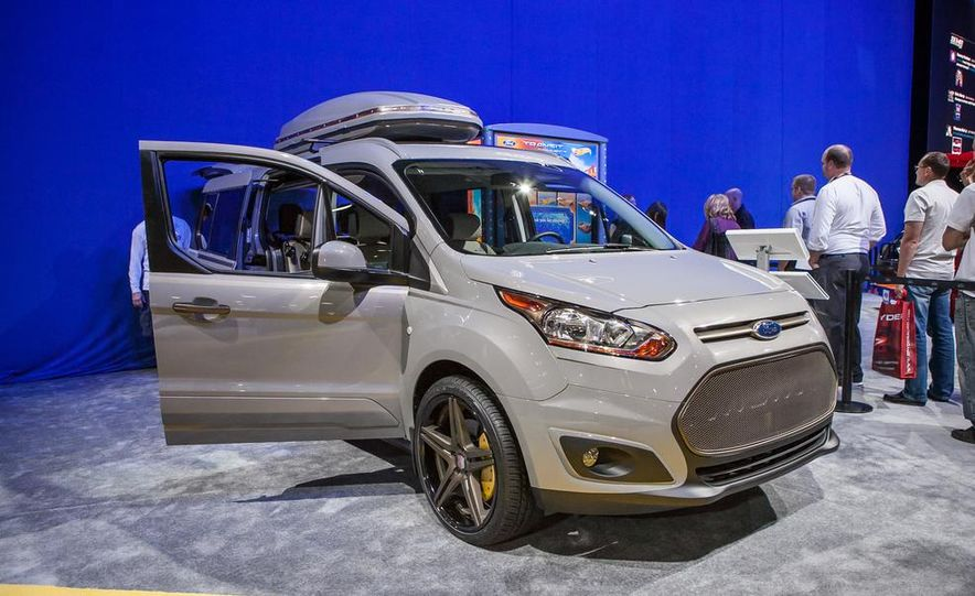 Ford Transit Connect by CGS Motorsports - Slide 10