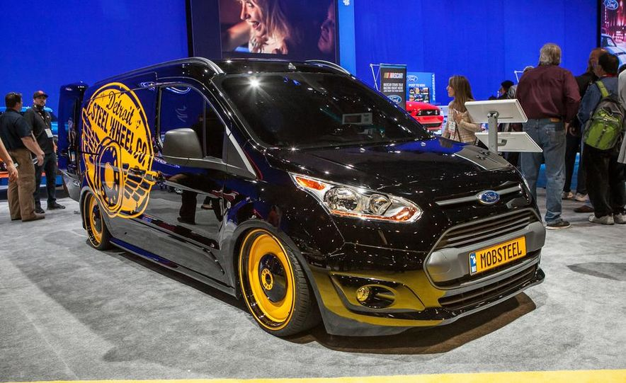 Ford Transit Connect by CGS Motorsports - Slide 34