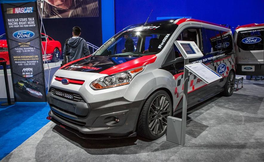 Ford Transit Connect by CGS Motorsports - Slide 19