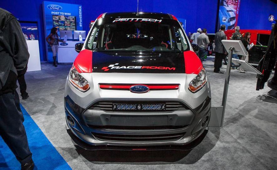 Ford Transit Connect by CGS Motorsports - Slide 20