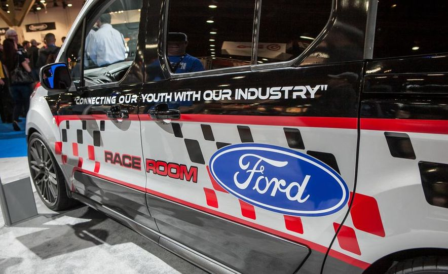 Ford Transit Connect by CGS Motorsports - Slide 21