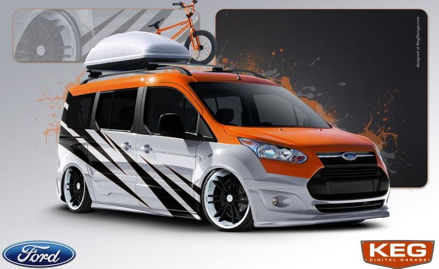 Ford Transit Connect by CGS Motorsports - Slide 28