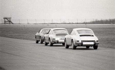 1974 Porsche 911 vs. 911S Targa, 911S Carrera