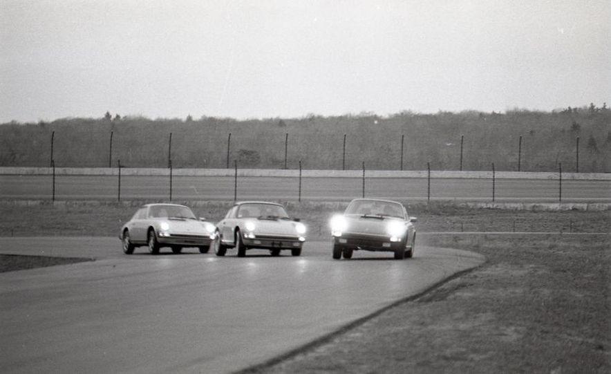 1974 Porsche 911, 911S Carrera, and 911S Targa - Slide 1