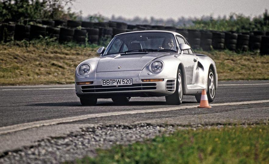 1987 Porsche 959 - Slide 1