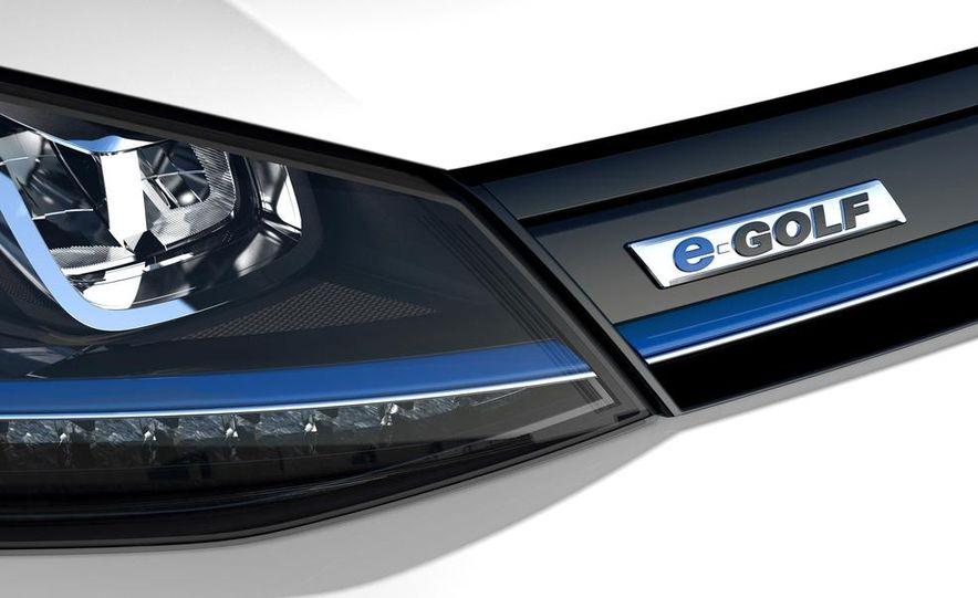 2015 Volkswagen e-Golf - Slide 11