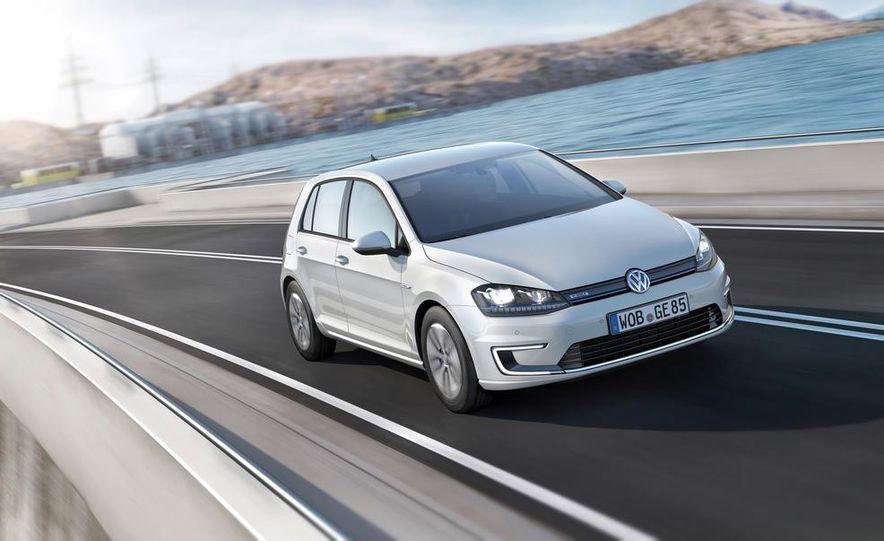 2015 Volkswagen e-Golf - Slide 2