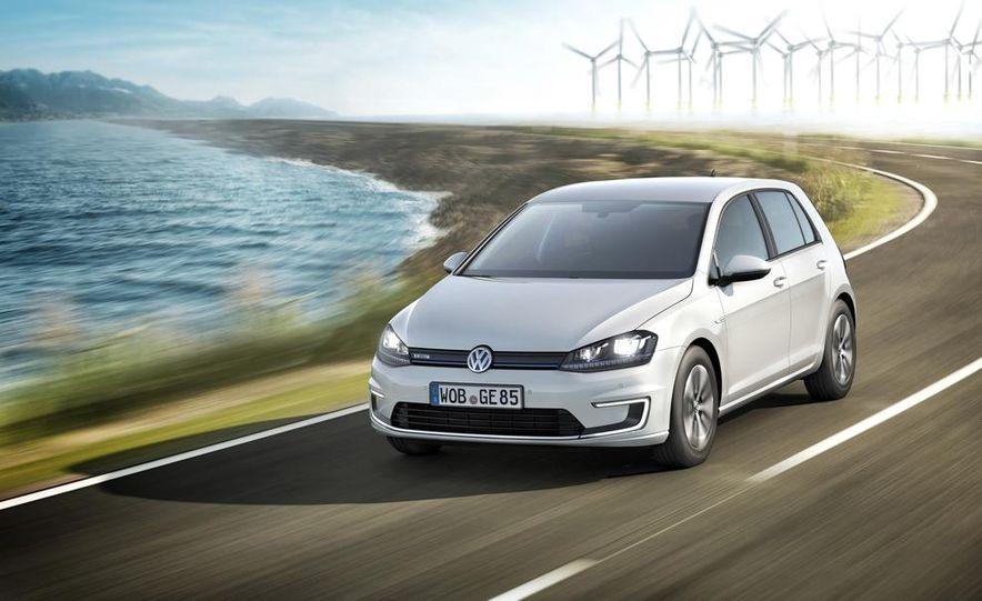2015 Volkswagen e-Golf - Slide 4