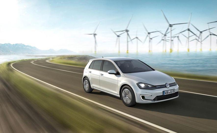 2015 Volkswagen e-Golf - Slide 5