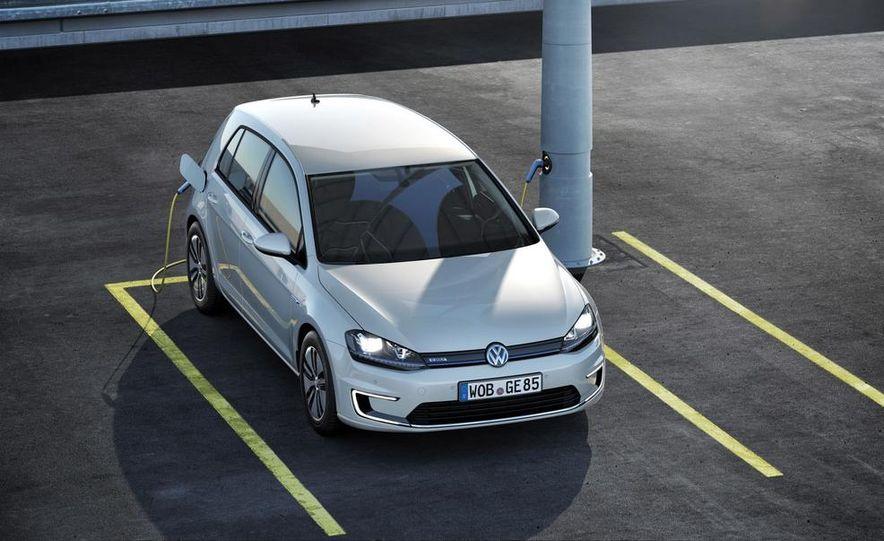 2015 Volkswagen e-Golf - Slide 6