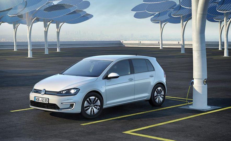 2015 Volkswagen e-Golf - Slide 7