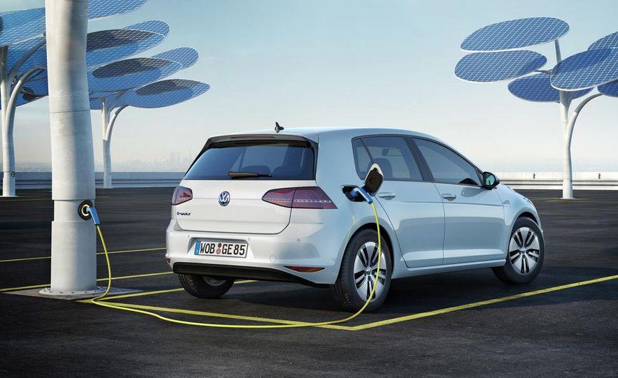 2015 Volkswagen e-Golf - Slide 8