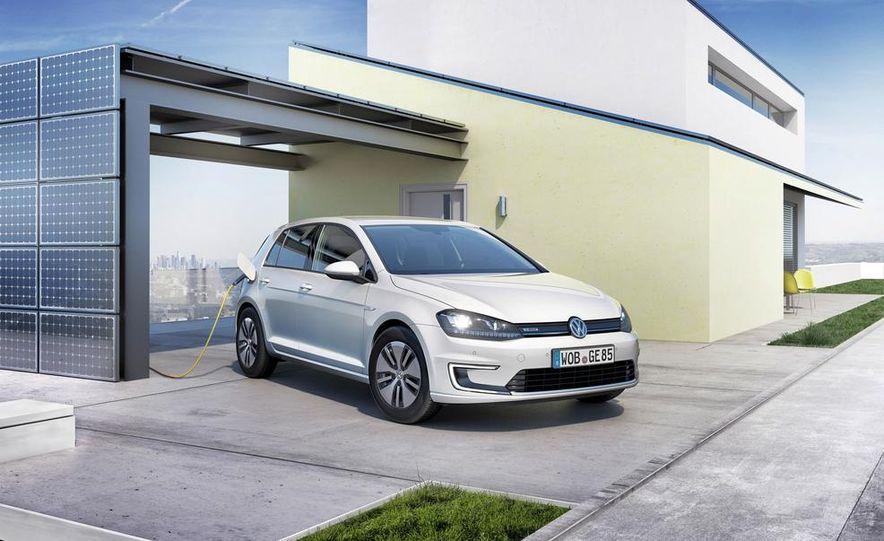 2015 Volkswagen e-Golf - Slide 9