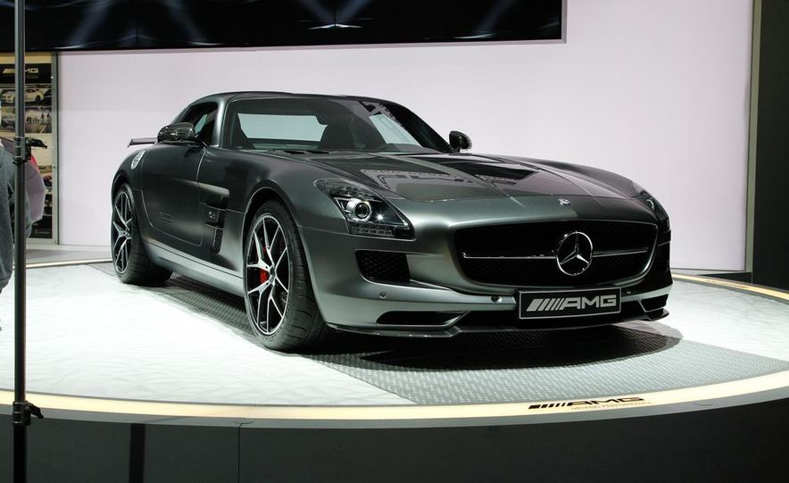 2015 Mercedes-Benz SLS AMG GT Final Edition - Slide 1