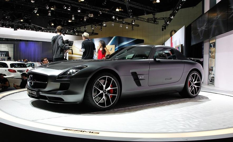 2015 Mercedes-Benz SLS AMG GT Final Edition - Slide 4