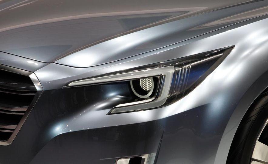 Subaru Legacy concept - Slide 7