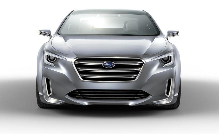 Subaru Legacy concept - Slide 17