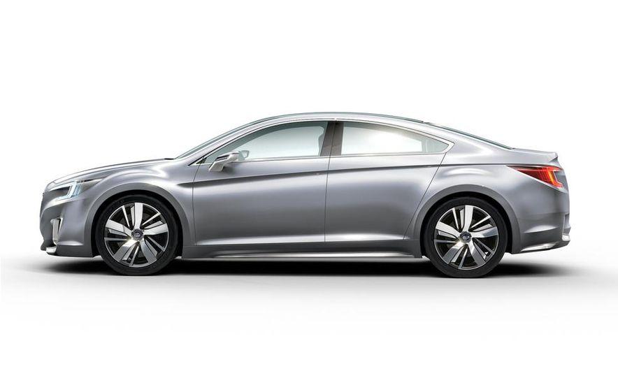 Subaru Legacy concept - Slide 20