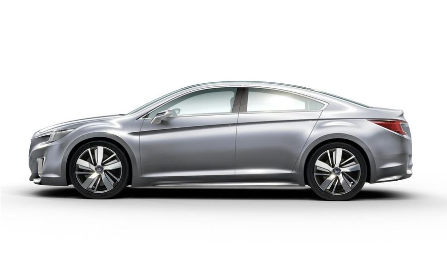 Subaru Legacy concept - Slide 21