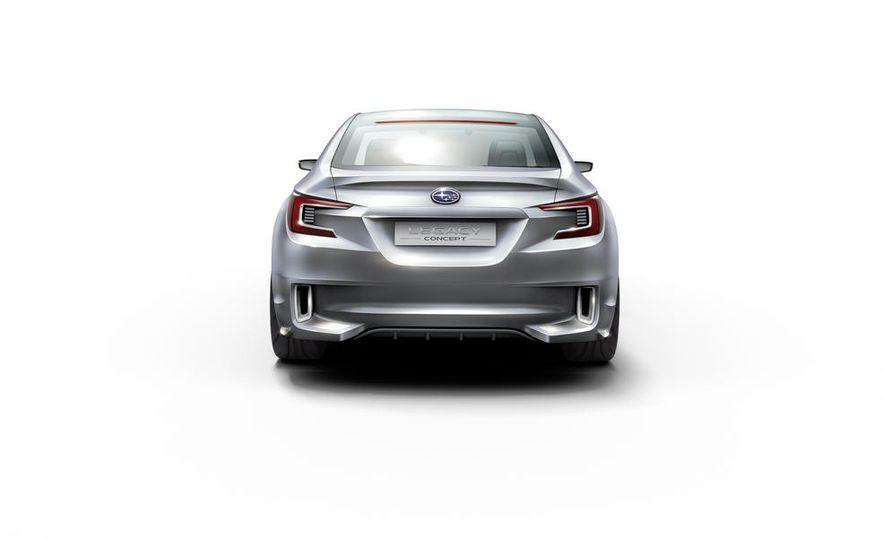Subaru Legacy concept - Slide 23