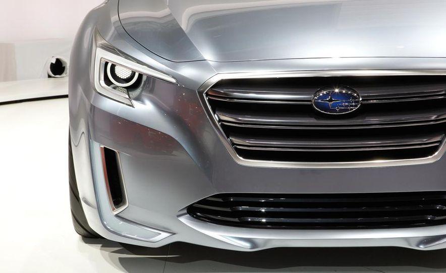Subaru Legacy concept - Slide 5