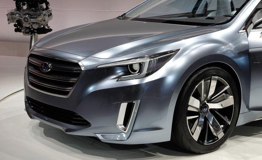 Subaru Legacy concept - Slide 6