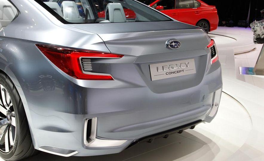 Subaru Legacy concept - Slide 8