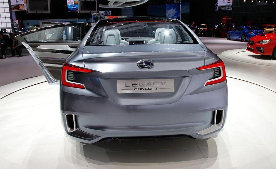 Subaru Legacy concept - Slide 9