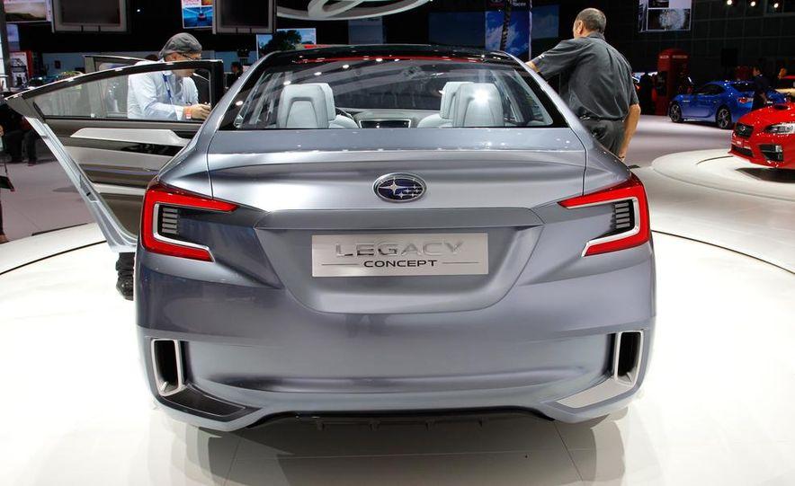 Subaru Legacy concept - Slide 10