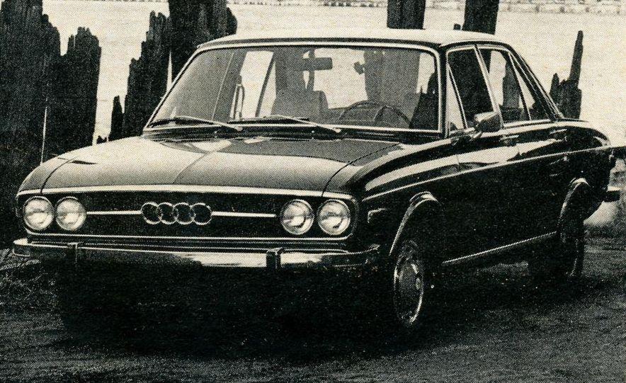 Audi 100LS - Slide 1