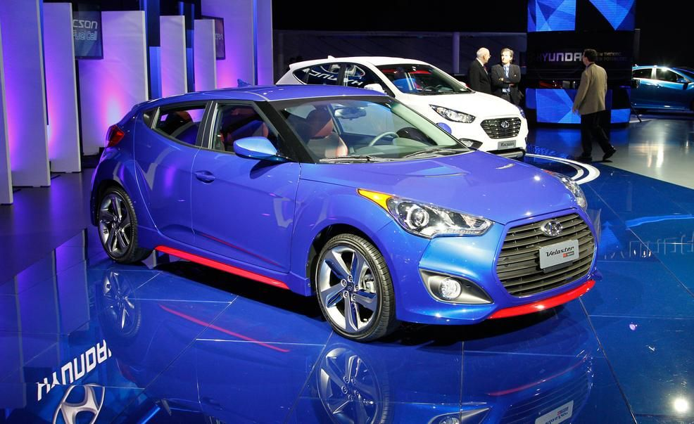 2014 Hyundai Veloster Turbo RSpec All the Stuff You Need None
