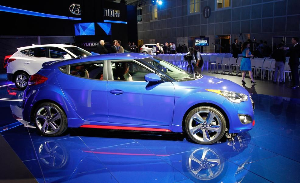 2014 Hyundai Veloster Turbo Rspec Pictures  Photo Gallery  Car