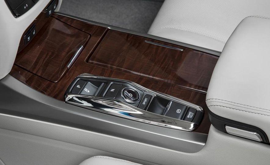 2014 Acura RLX Sport SH-AWD hybrid - Slide 31
