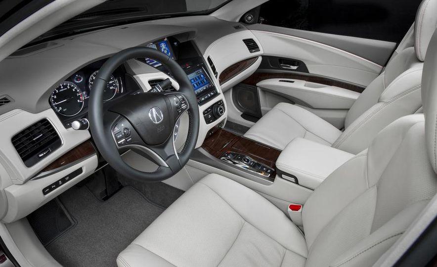 2014 Acura RLX Sport SH-AWD hybrid - Slide 29