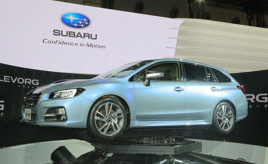 Subaru Levorg concept - Slide 1