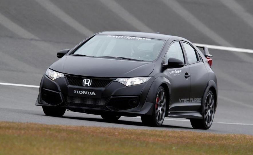 Honda Civic Type R - Slide 4