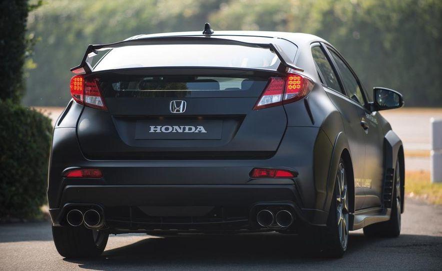 Honda Civic Type R - Slide 16