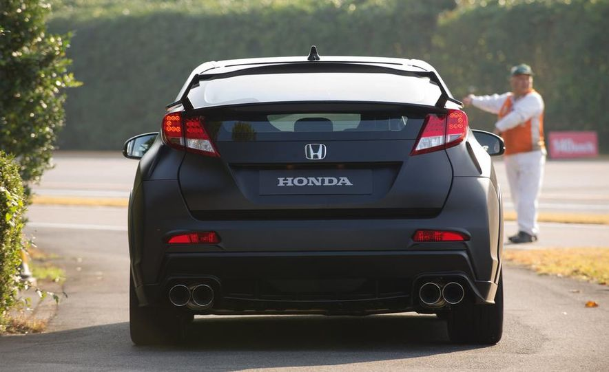 Honda Civic Type R - Slide 17