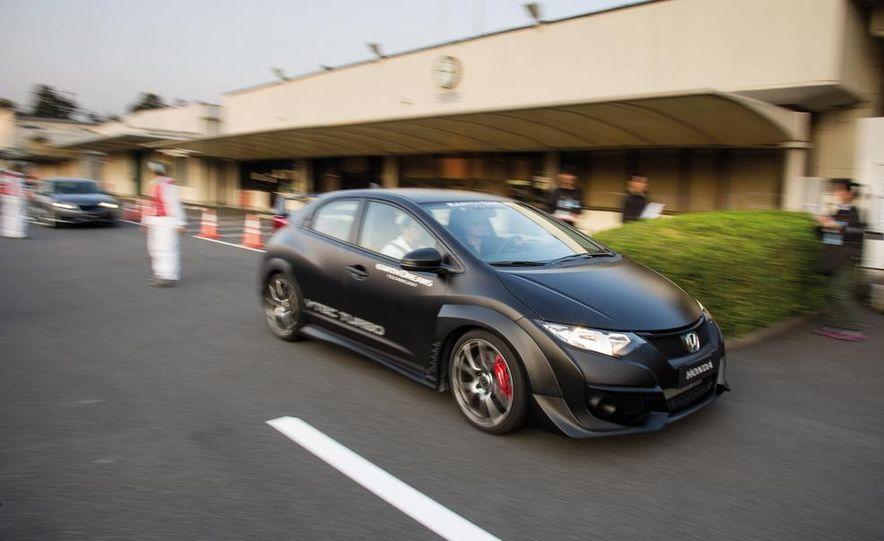 Honda Civic Type R - Slide 20