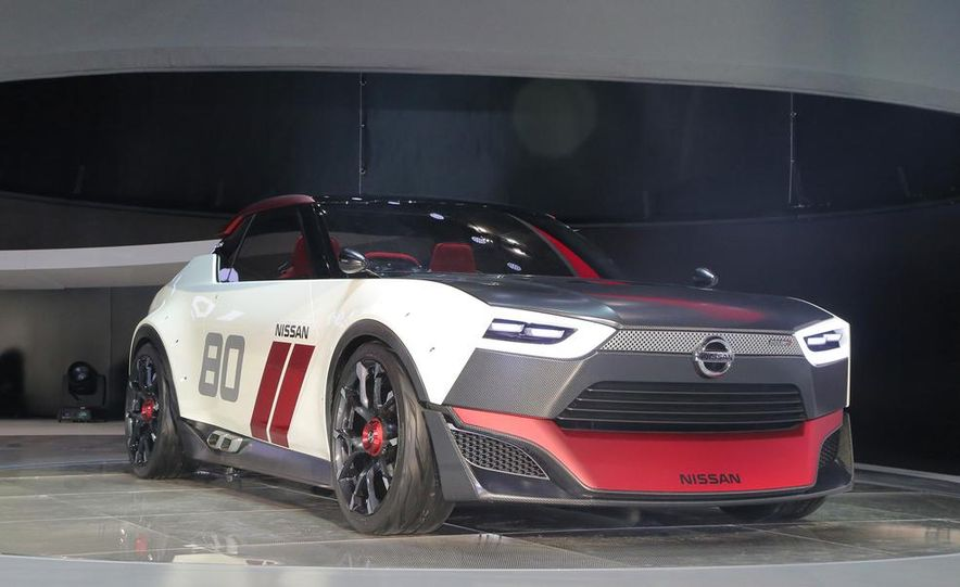 Nissan IDx NISMO concept - Slide 1